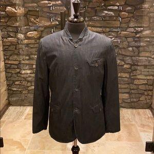 JOHN VARVATOS navy blue jacket size 42.